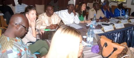 Final workshop on sustainable tourism in Sine Saloum (Senegal)